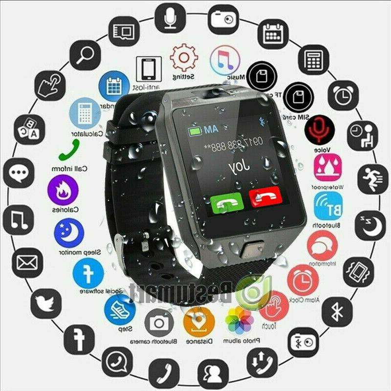 DZ09 A1 Bluetooth Smart Watch GSM SIM for iPhone Samsung Lg