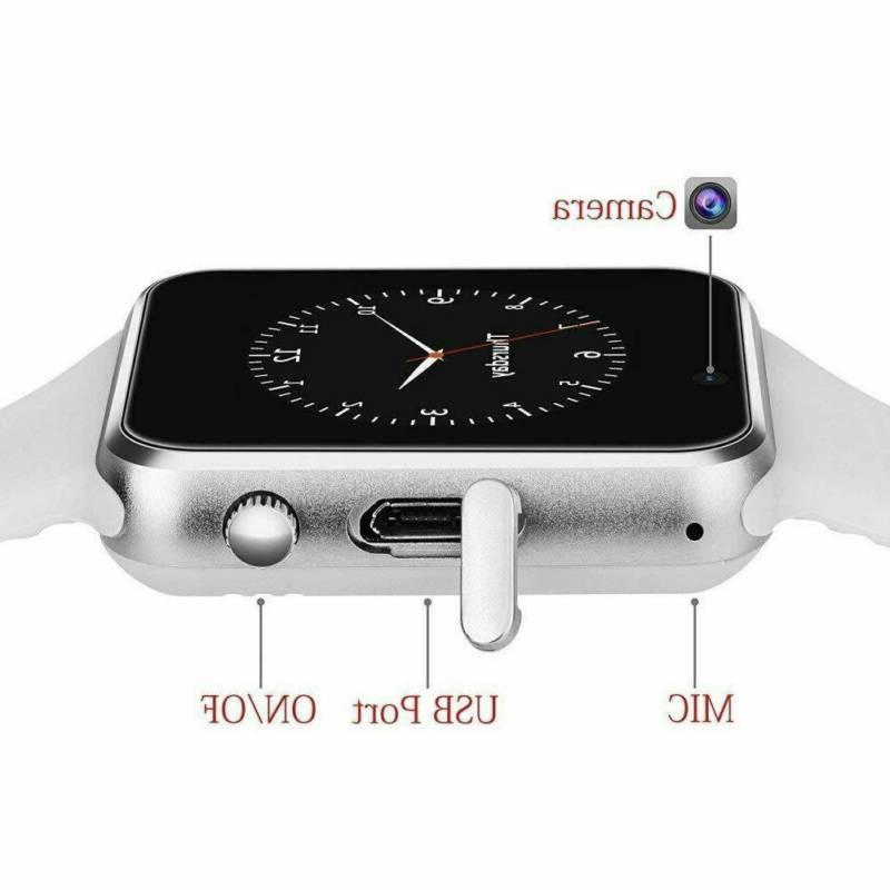 Bluetooth Smart Wrist A1 w/Camera For iPhone Android LG
