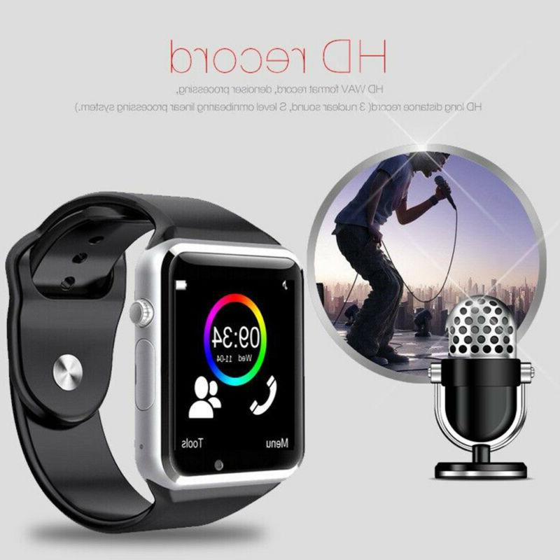 Bluetooth A1 w/Camera Phone For iPhone LG
