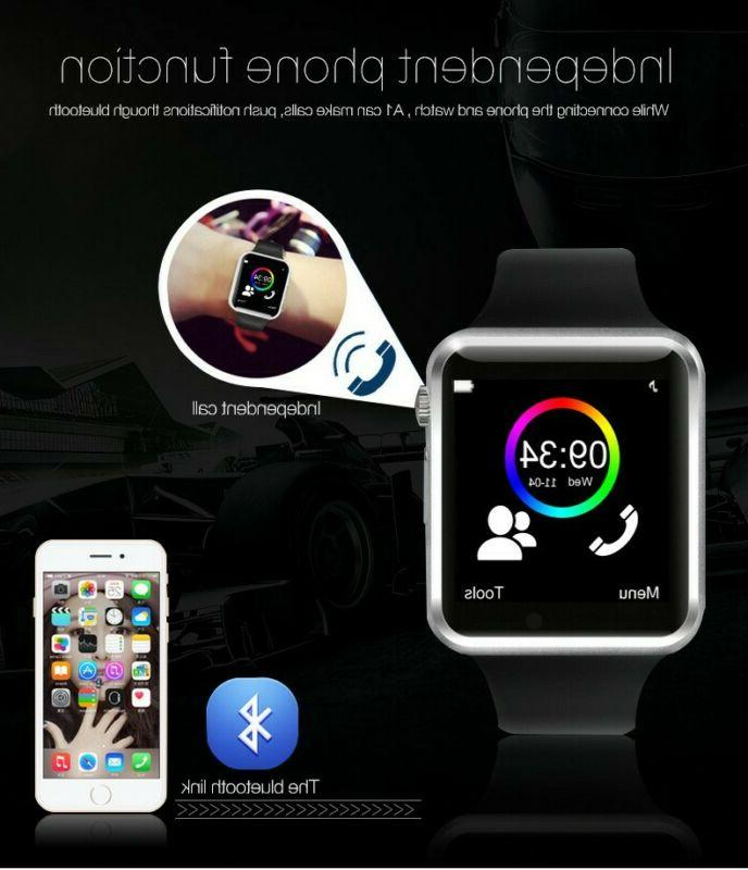 Bluetooth Smart A1 Phone For iPhone LG