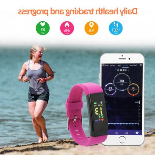 Fitness Smart Heart Rate Monitor