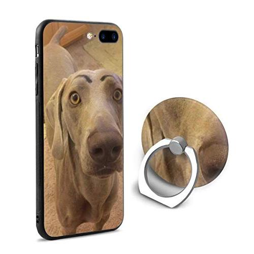 RONG Dog Weimaraners Apple for 8 Thin Apple iPhone 8 with Smartphone