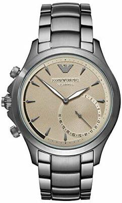 EMPORIO ARMANI Watch ALBERTO Hybrid Smart Watch ART3017 Men
