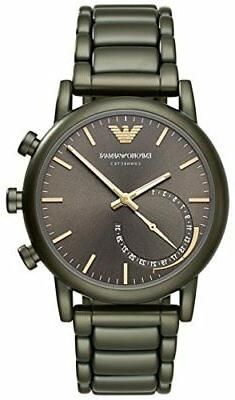 EMPORIO ARMANI Watch LUIGI Hybrid Smart Watch ART3015 Men