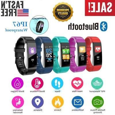 Fitness Smart Watch Activity Tracker Women Unisex Fitbit And