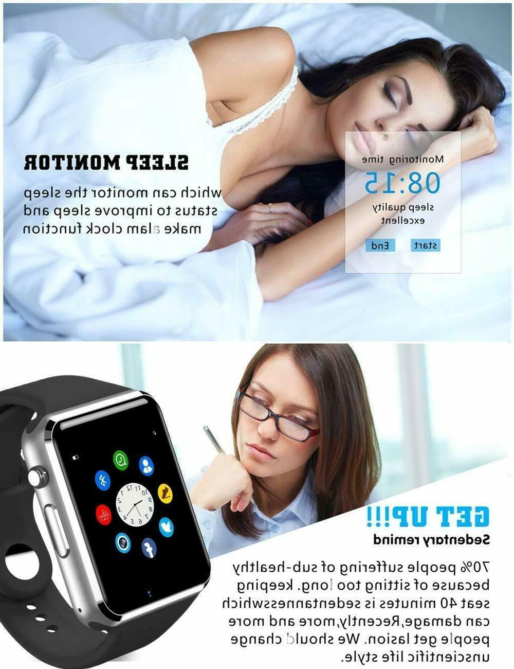 G Bluetooth Watch Phone iphone Android LG