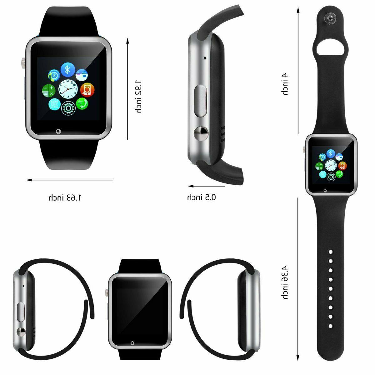 G Waterproof Bluetooth Watch iphone IOS Android LG