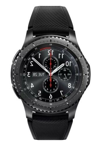 Samsung Gear S3 Smart Watch Display Gray NEW in Box