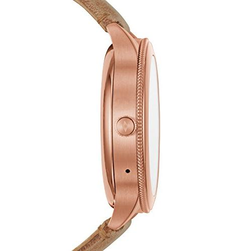 Fossil Q 3 Touchscreen Stainless Watch,
