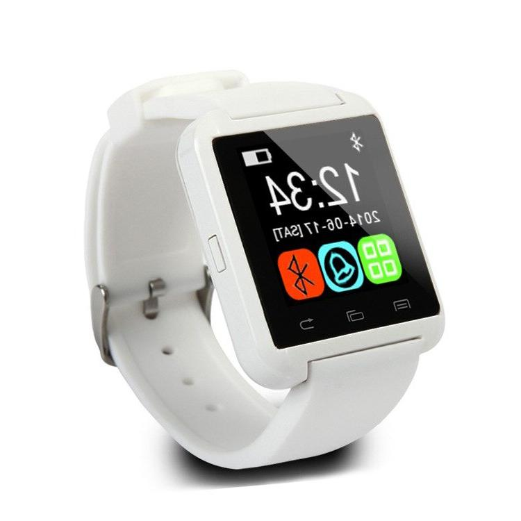Hot Sales Bluetooth Wrist Smartwatch iPhone Android LG Colors