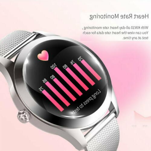 Smart Watch Stainless Steel