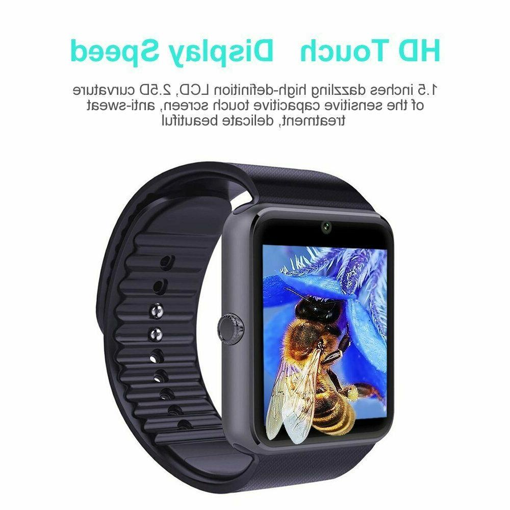 Latest Bluetooth Watch Screen IOS Android iPhone
