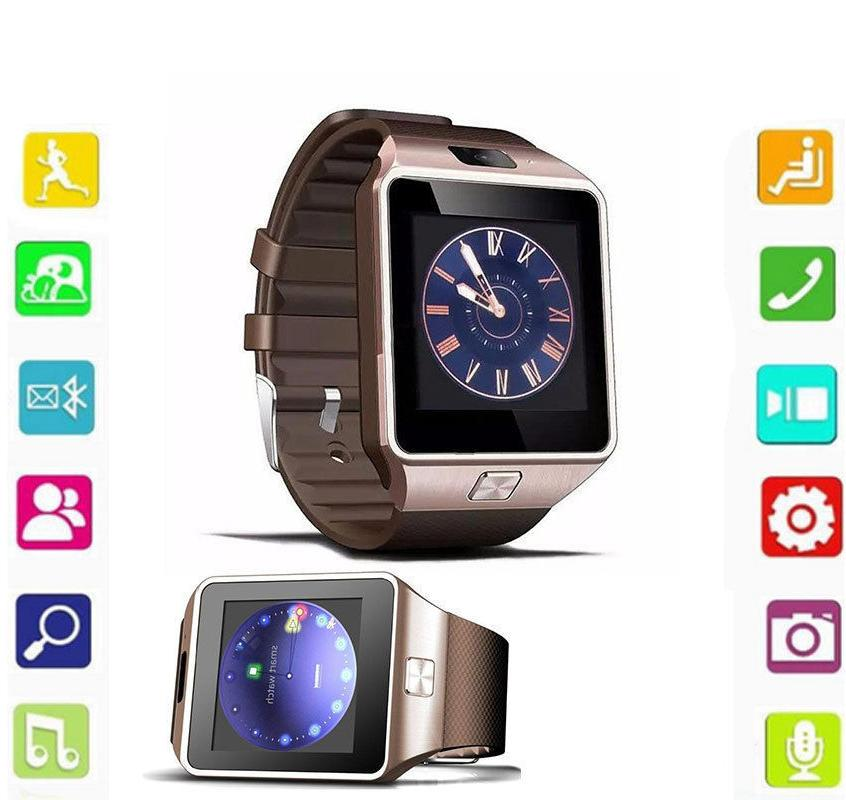 Latest Bluetooth Smart Watch with Camera Text Mic Samsung