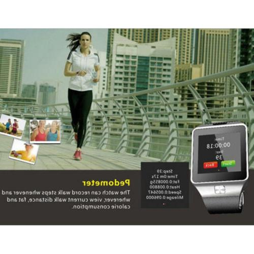 LATEST Bluetooth Watch Camera For HTC Phone