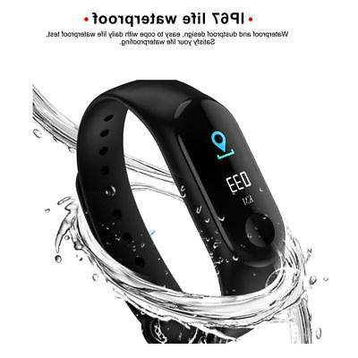 M3 Smart Bracelet Fitness Blood