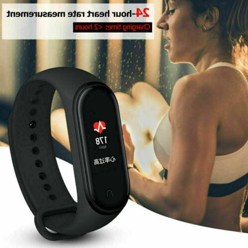 Xiaomi Mi 4 Smart Wristband Bracelet OLED Touch Screen Waterproof
