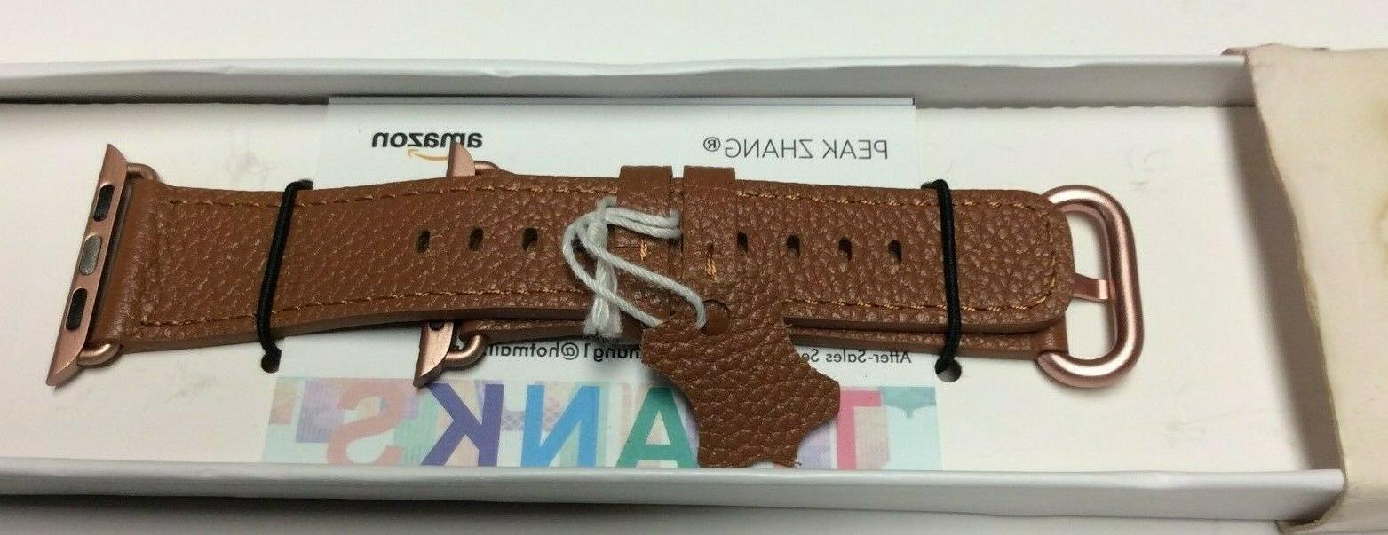 new leather smart watch band in original