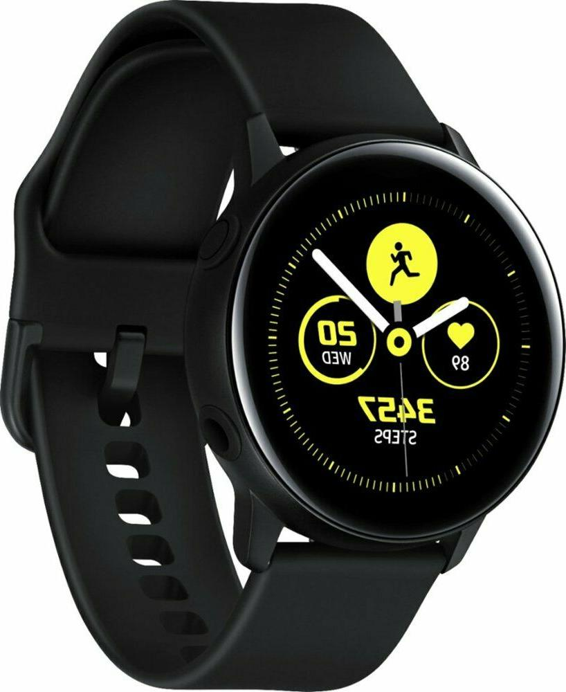 new sealed galaxy watch active smartwatch 40mm