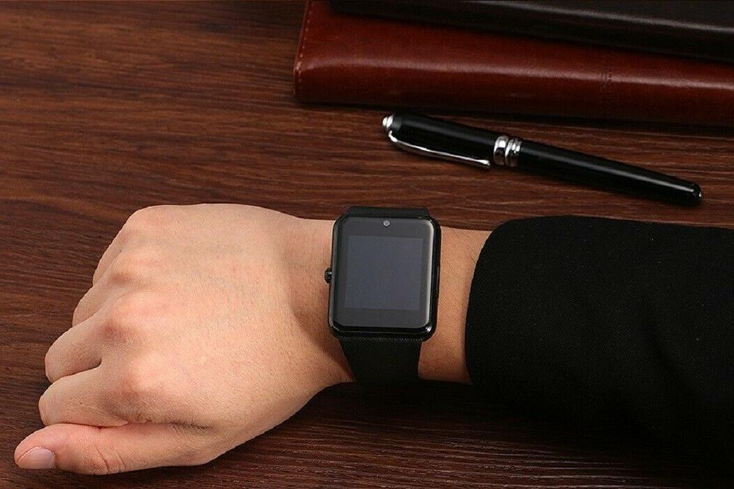 new smart watch iphone android with texting