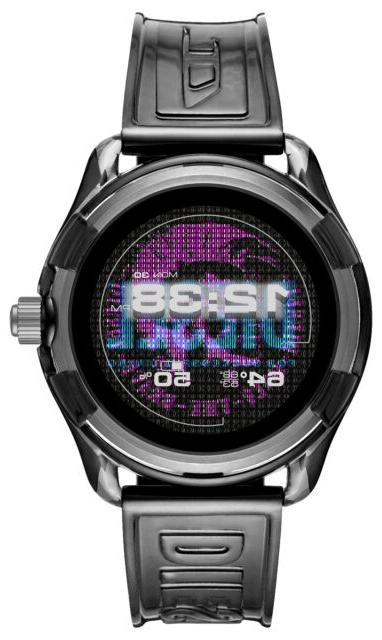 on fadelite 44mm aluminum case with silicone