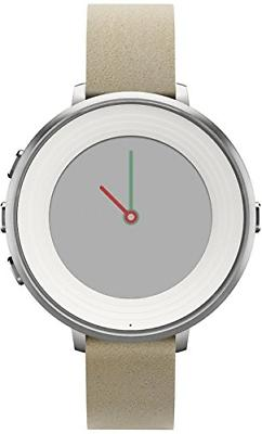 Pebble Time Round 14mm Smartwatch for Apple/Android Devices