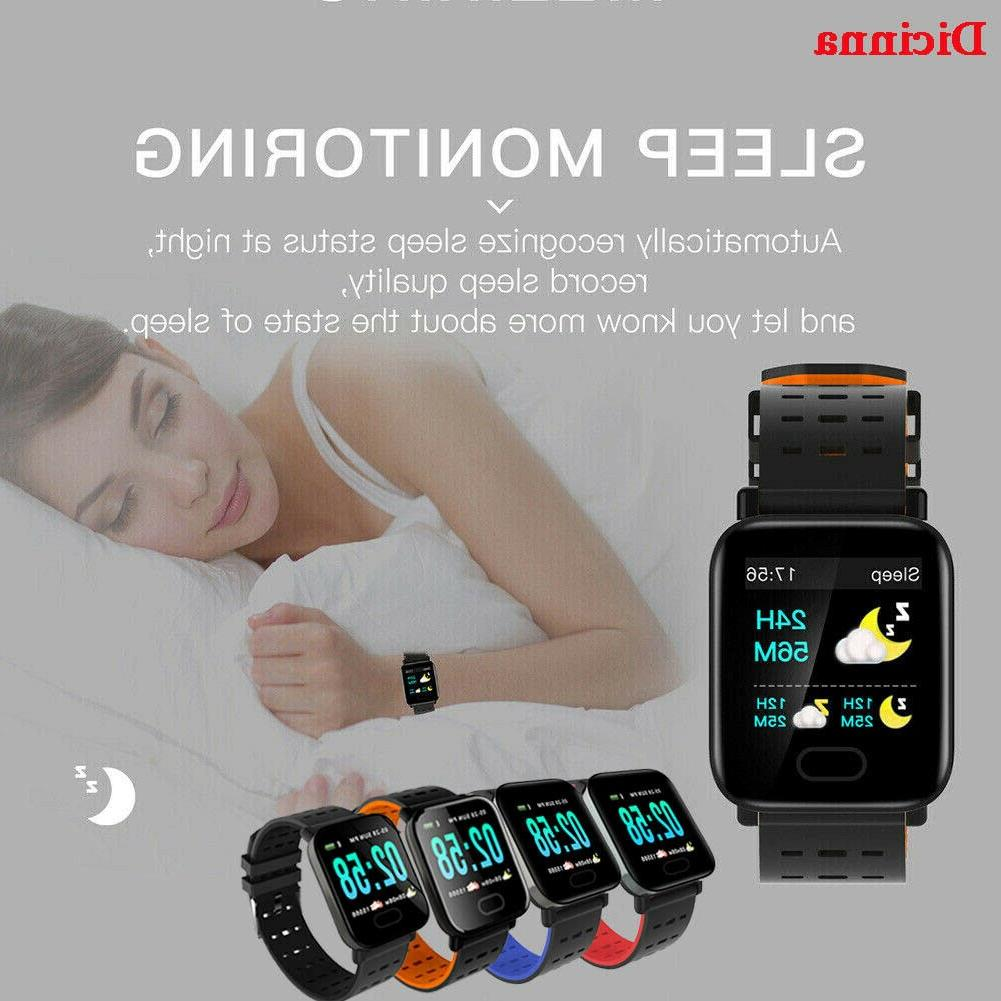 Popular <font><b>Smart</b></font> Men Fitness Activity Unisex Kids for <font><b>Fitbit</b></font> Android iOS