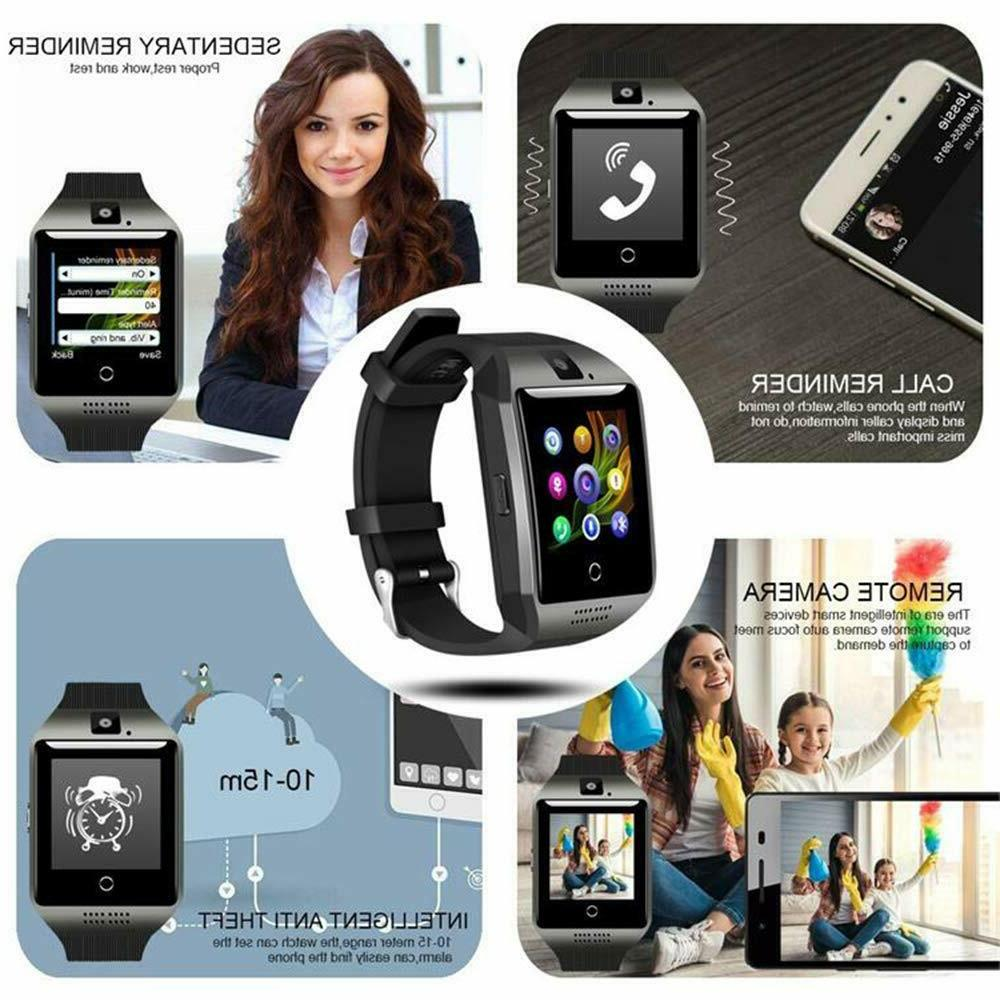 Q18 Wrist Bluetooth iPhone LG