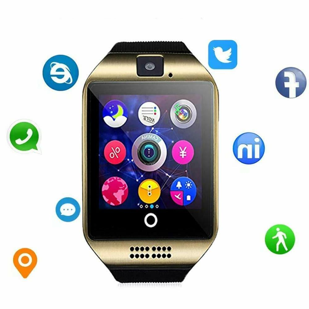 q18 smart wrist watch bluetooth gsm phone