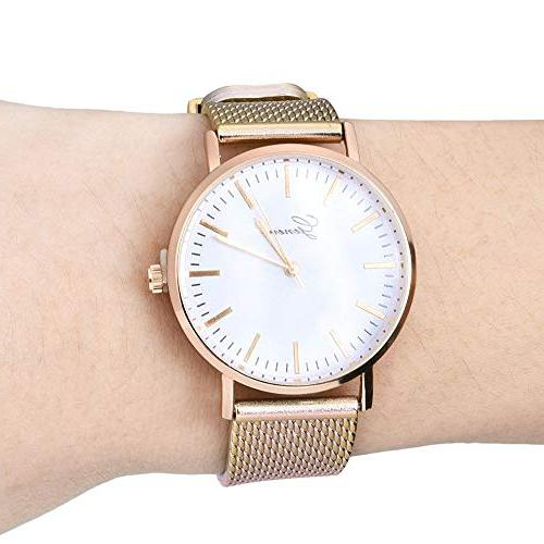 Women Wrist Watches for Watches for Women with Stainless Band Clearance