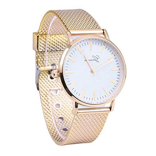 Women Wrist Watches for Watches Women with Stainless Steel