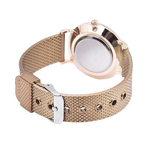 Women Wrist for Watches for Women Stainless Clearance