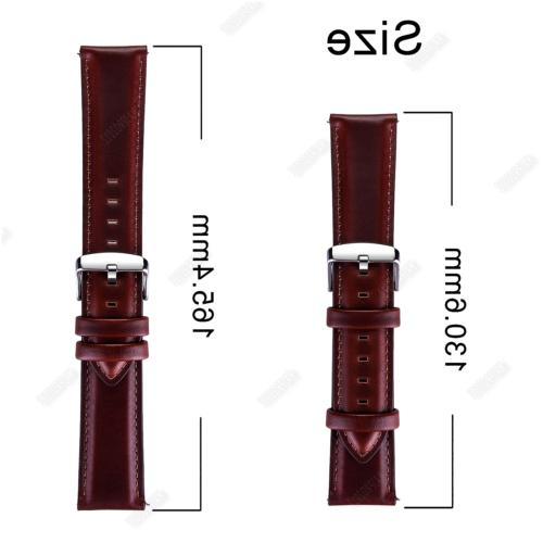 Quick Release Watch Strap For