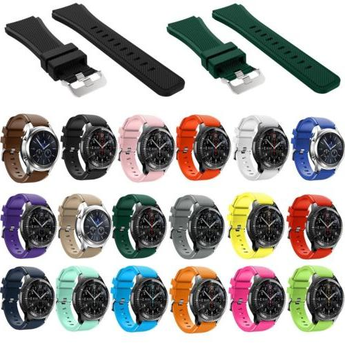 For Classic Frontier Watch Band Strap Silicone