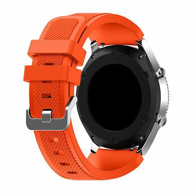 US Silicone Watch Band For Gear S3 Frontier/Classic