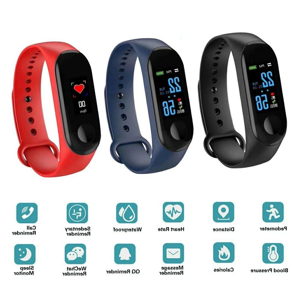 Smart Watch Wristband Fitness Blood