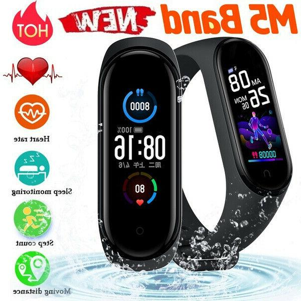 smart watch band bracelet wristband fitness tracker