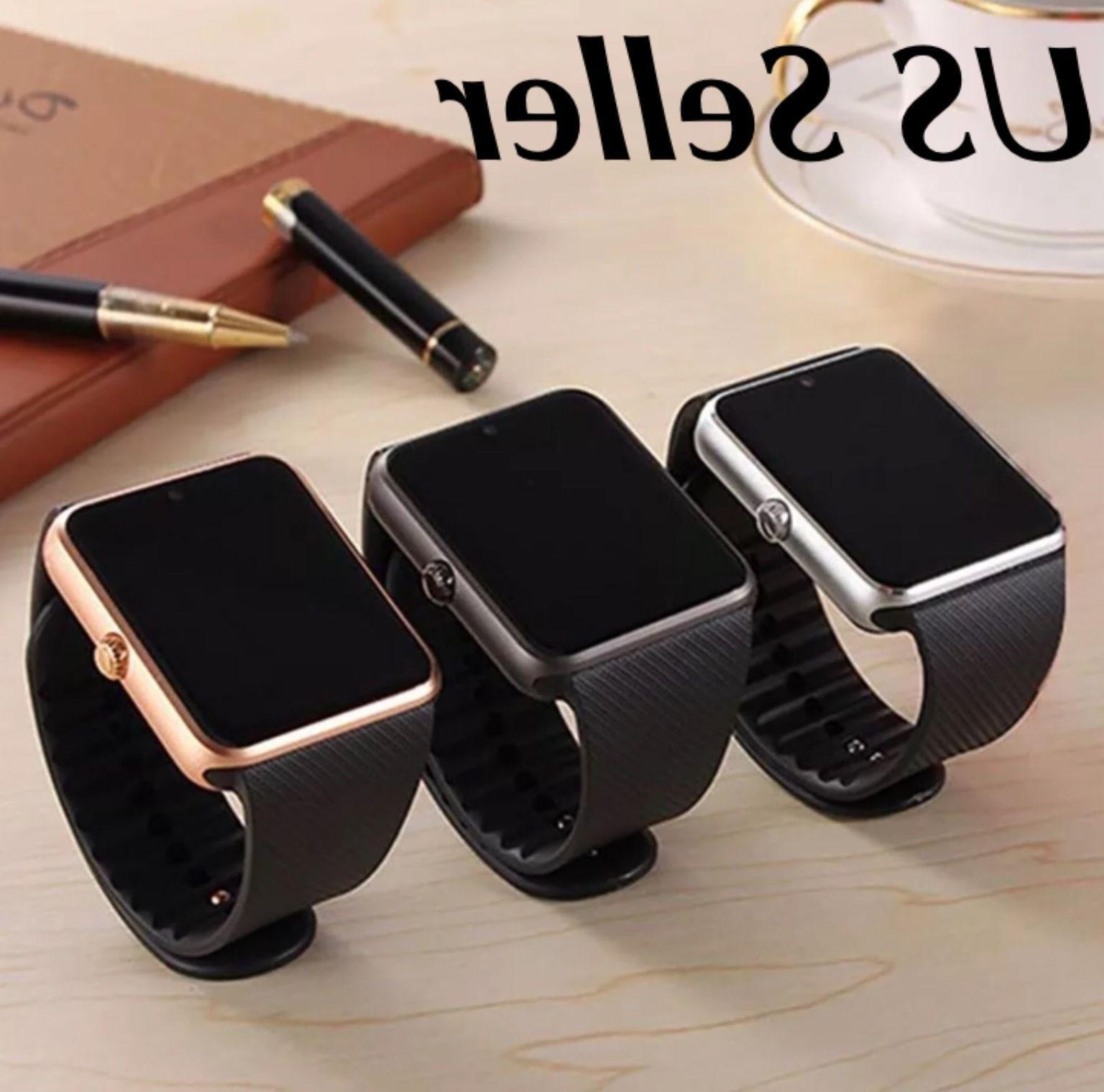 smart watch bluetooth for samsung iphone htc