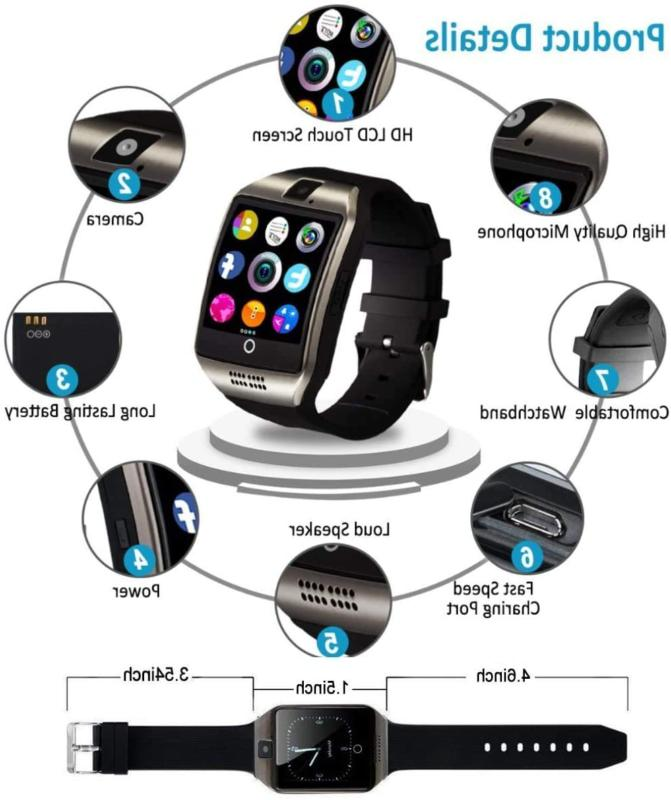 CNPGD Watch Android Compatible
