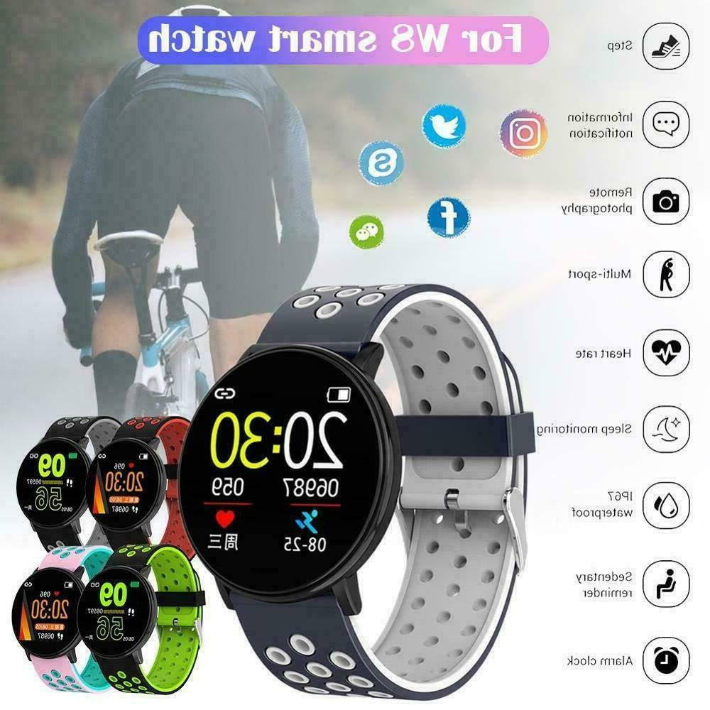 Smart Watch Android Monitor IPhone Wristband