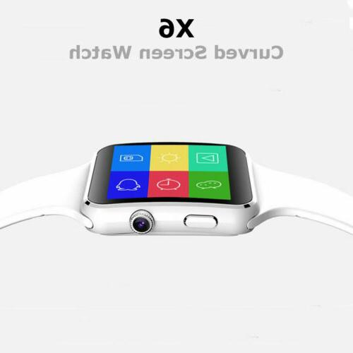 Smart Android IOS with Smart Watch Touch Screen