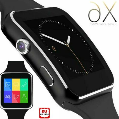smart watch iphone android ios with sim