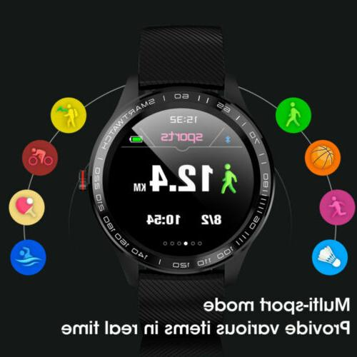 L9 Smart IP68 PPG Blood Android