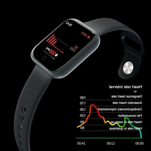 Women Smart Watch Sports Fitness For iPhone Android