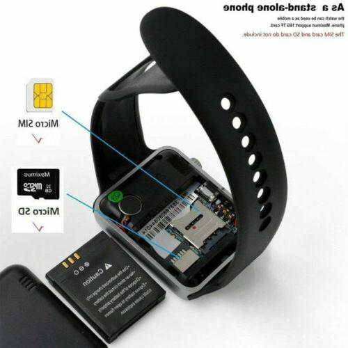 Smart Wrist Camera Bluetooth GSM For Android LG iPhone US