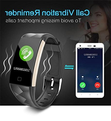 Dreamyth T20 Color Screen Bluetooth Watch Heart Rate Smart