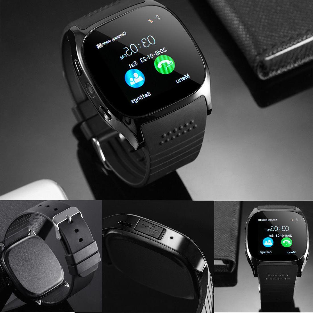 T8 Smart Watch Camera iPhone Android Phone