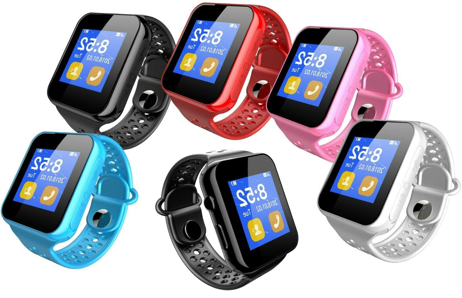 tr19 android smart watch and activity tracker