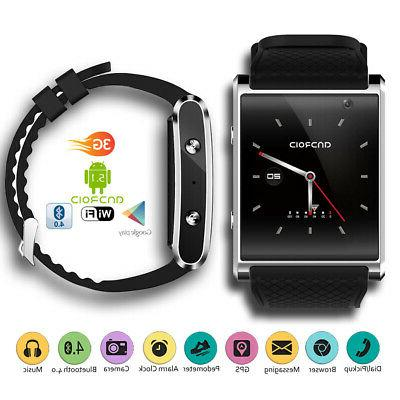 Indigi 3G GSM Unlocked Smart Watch & Phone Android 4.0 WiFi