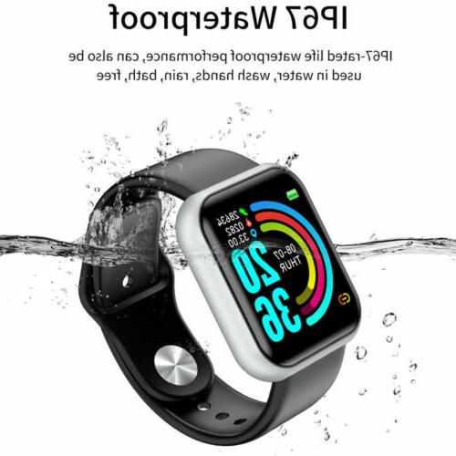 US Waterproof Bluetooth Watch Phone Mate iphone IOS Android LG