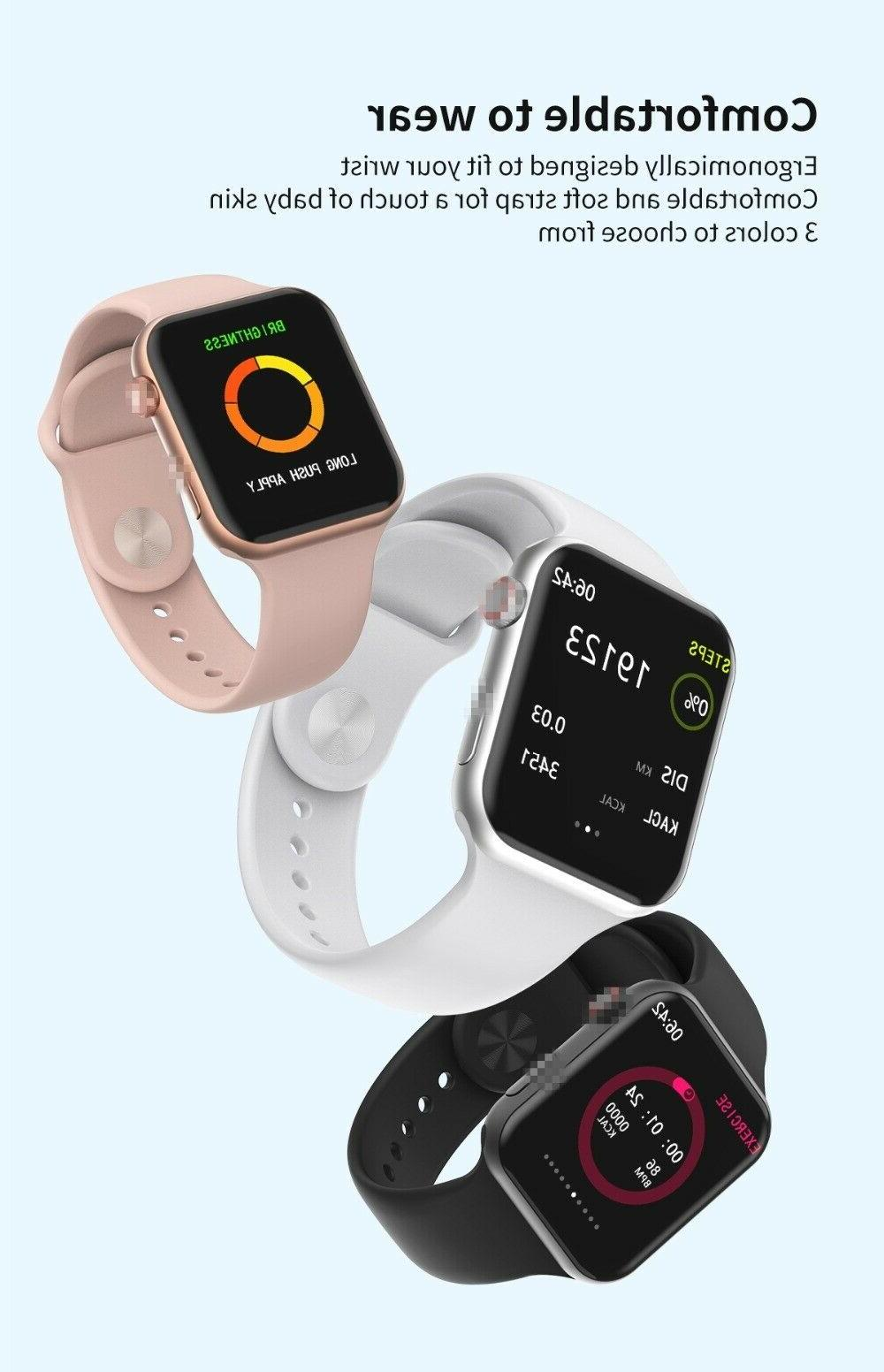 W54 Smart Watch Series Heart Rate IOS Android